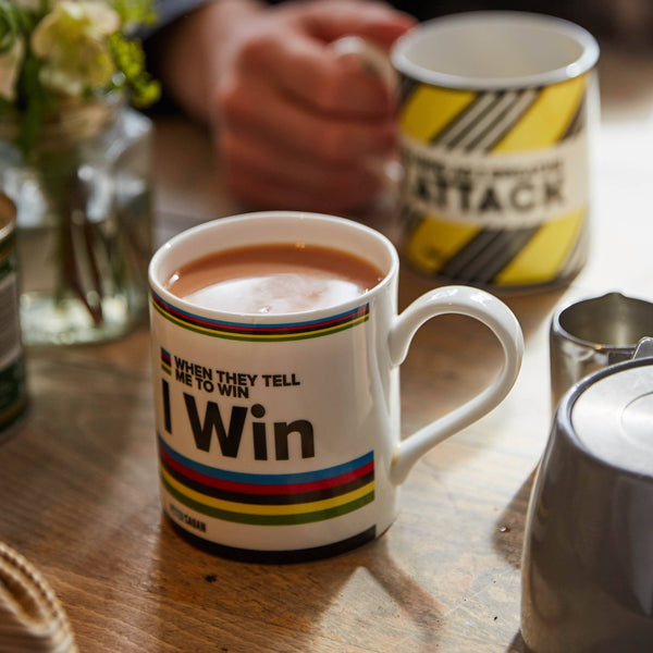 Peter Sagan - Bone China Mug - Rouleur