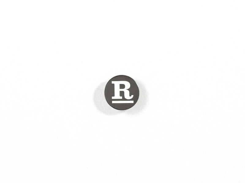 Rouleur Roundel Pin Badge - Rouleur