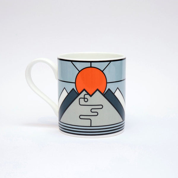 Sa Calobra - The Handmade Cyclist Mugs - Rouleur