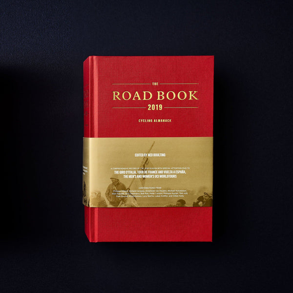 The Road Book 2019 - Ned Boulting - Rouleur