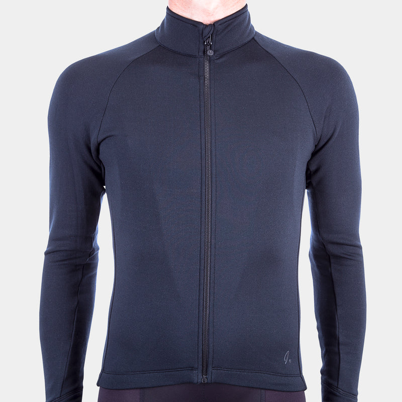TherMerino Jersey Anthracite Black