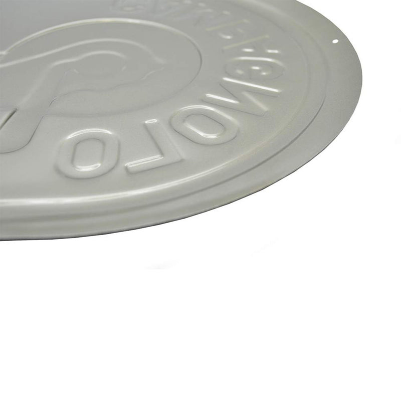Tin Plate Shield - Rouleur