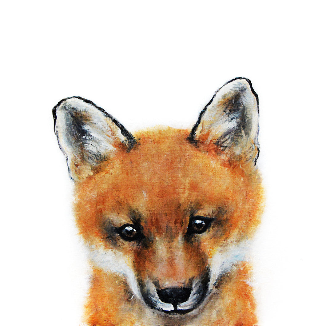 FERDINAND THE FOX