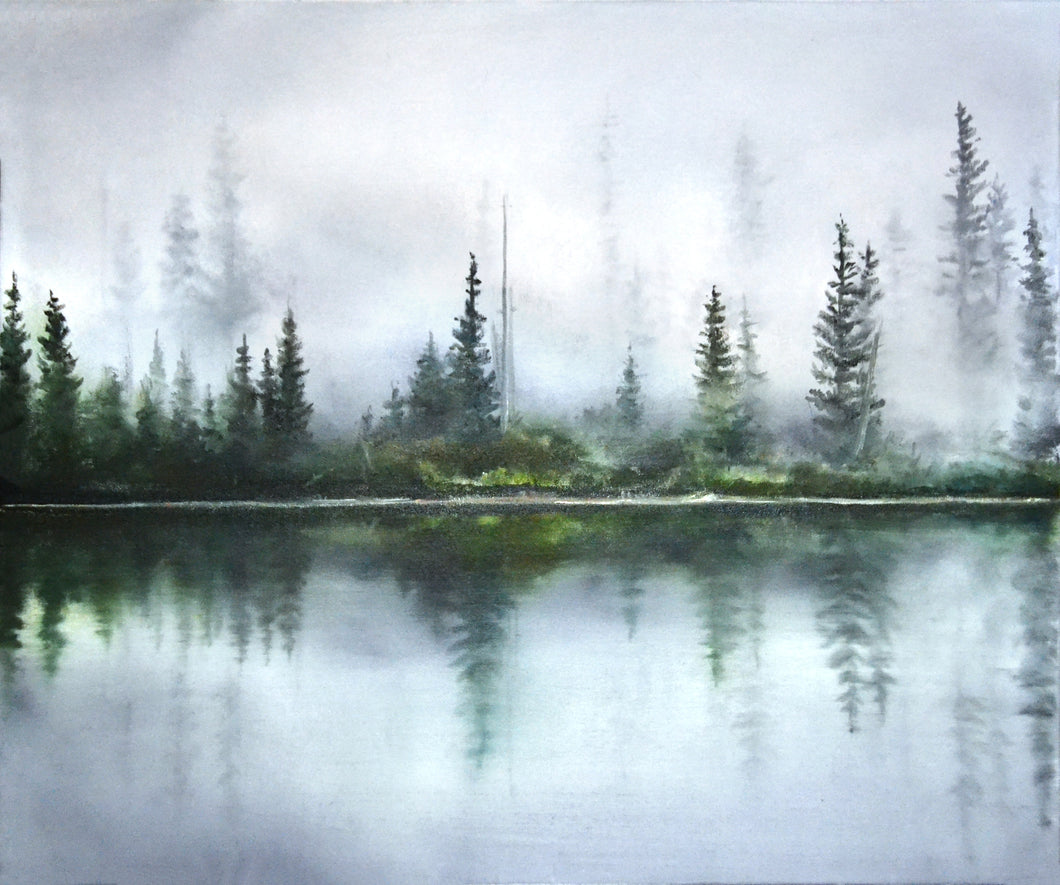 LIMITED EDITION PRINT: MORNING MIST