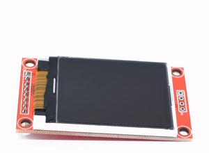 1pcs 1.8 inch TFT LCD Module LCD Screen SPI serial 51 drivers 4 IO driver TFT Resolution 128*160 TFT interface 1.8 inch