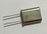 Crystal 7.776Mhz For Motorola GM300 Vehicle Radio