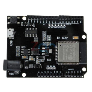 For ESP32 WiFi Bluetooth 4MB Flash For Wemos D1 R32 Development Board Module For Arduino UNO R3 One