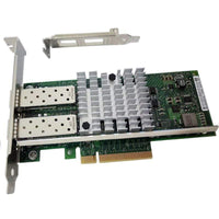 X520-SR2 Dual Port SFP+ 10G Ethernet Server Adapter NIC Card E10G42BFSR X520-DA2