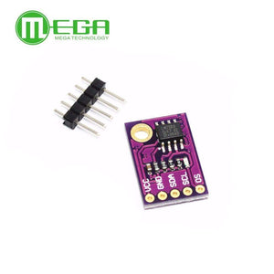 LM75A Temperature Sensor High-speed I2C IIC Interface Development Board Module Programmable Temperature Threshold 2.8V-5.5V