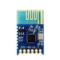 JDY-40 2.4G wireless serial port transmission transceiver and remote communication module super NRF24L01
