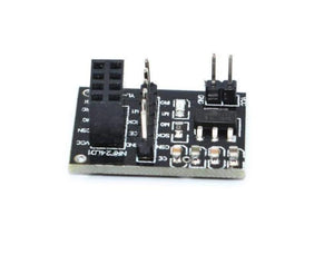 New Socket Adapter plate Board for 8Pin NRF24L01 Wireless Transceive module 51
