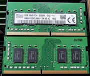 SK HYNIX HMA81GS6CJR8N-XN 8GB 3200 DDR4 1Rx8 PC4-3200AA-SA2-11 260Pin SODIMM 1.2V For Laptop