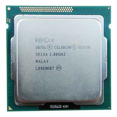 Intel Celeron Processor G1630