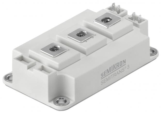 SKM200GAL12T4 SEMITRANS® 3 Fast IGBT4 Modules
