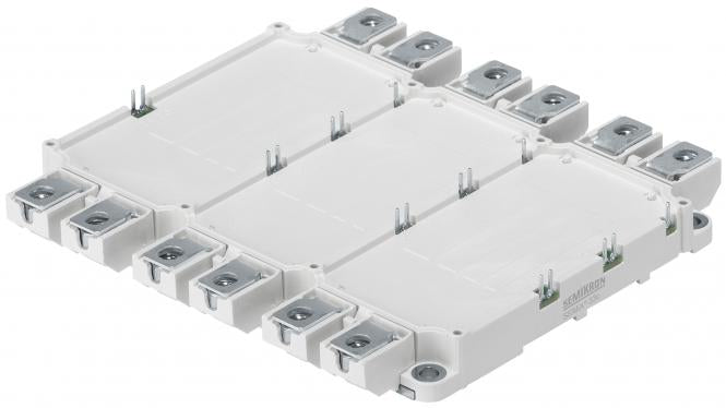 SEMiX453GD176HDc SEMiX® 33c Trench IGBT Modules
