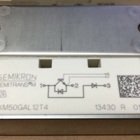 SKM50GAL12T4 SEMITRANS® 2 Fast IGBT4 Modules