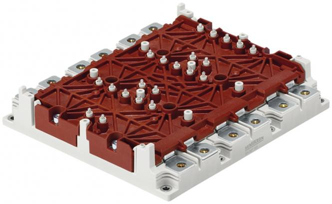 SKiM306GD12E4 SKiM® 63 Trench IGBT Modules