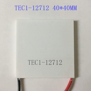 TEC1-12712 Semiconductor thermoelectric cooler