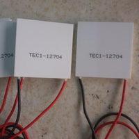 TEC1-12704 Semiconductor thermoelectric cooler