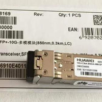OMXD30000 Huawei Compatilbe SFP+ SR 300M MMF