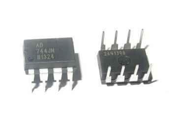 AD744JNZ IC OPAMP JFET 13MHZ 8DIP