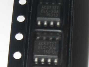 ACS712ELCTR-30A SENSOR CURRENT HALL 30A AC/DC