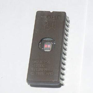 AM27C256-120DC EPROM, 32K x 8, 28 Pin, Ceramic, DIP