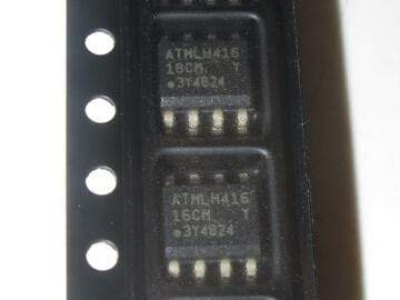 AT24C16C-SSHM IC EEPROM 16KBIT 1MHZ 8SOIC