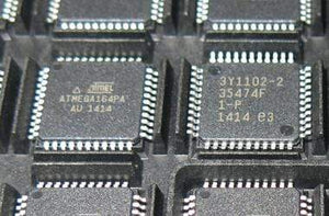 ATMEGA164PA-AU IC MCU 8BIT 16KB FLASH 44TQFP
