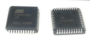 AT89C51ED2-SLSUM IC MCU 8BIT 64KB FLASH 44PLCC