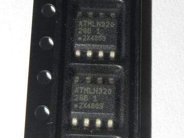 AT24C1024BN-SH EEPROM Serial-2Wire 1M-bit 128K x 8 3.3V/5V 8-Pin SOIC