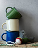 Tinware Mug Gift Set - Winter