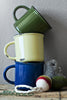 Tinware Mug in Blue - Canvas Home