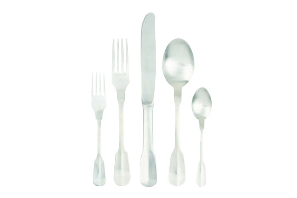 Madrid Cutlery Set in Stainless Steel - Canvas Home
