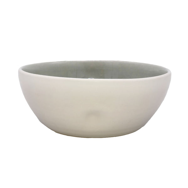 Pinch Small Salad Serving Bowl in Grey - Set of 2