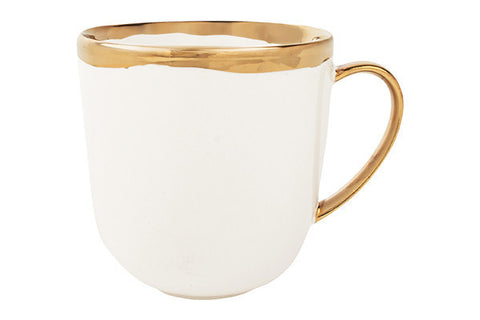 Dauville Mug in Gold - Canvas Home
