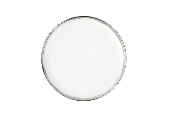 Dauville Salad Plate in Platinum - Canvas Home