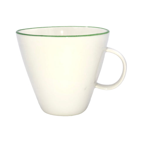 Abbesses Cup Green Rim - Canvas Home
