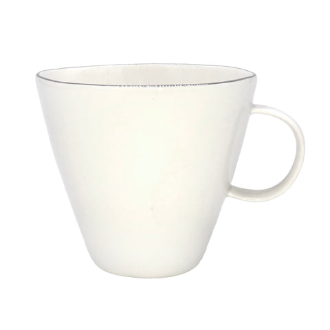 Abbesses Cup Platinum Rim - Canvas Home