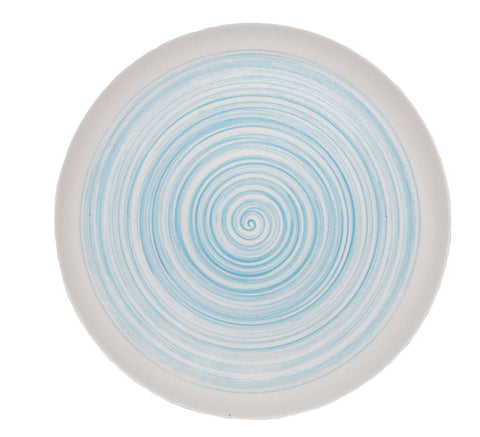 Charmouth Dinner Plate in Blue - Set of 4