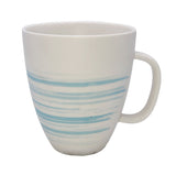 Charmouth Mug in Blue - Set of 4