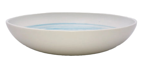 Charmouth Pasta Bowl in Blue - Set of 4