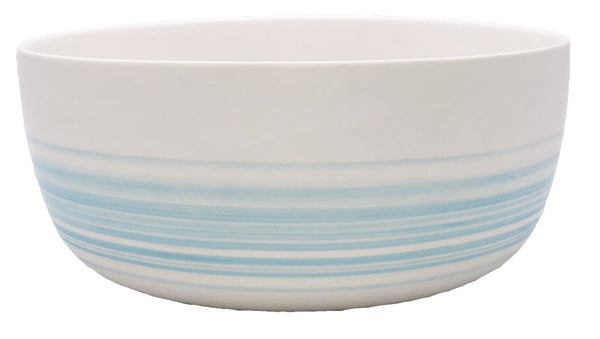 Charmouth Serving Bowl in Blue
