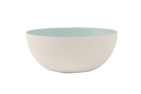 Shell Bisque Small Bowl Mist