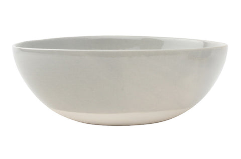 Shell Bisque Cereal Bowl Grey - Canvas Home