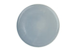 Shell Bisque Dinner Plate Blue - Canvas Home
