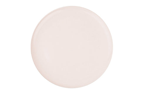 Shell Bisque Dinner Plate Soft Pink