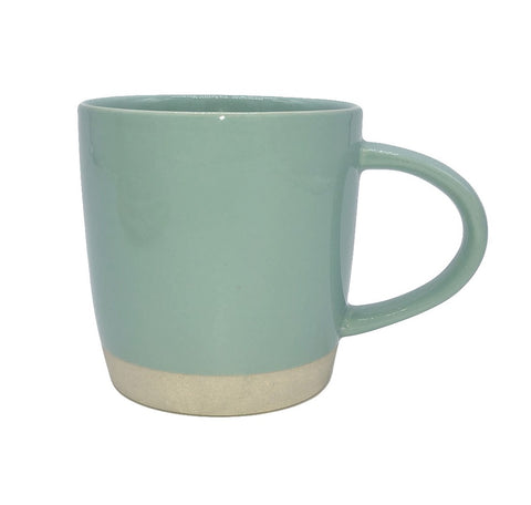 Shell Bisque Mug Mist - Canvas Home