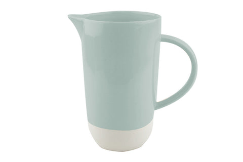 Shell Bisque Pitcher Mist - Canvas Home
