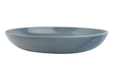 Shell Bisque Pasta Bowl Blue - Canvas Home